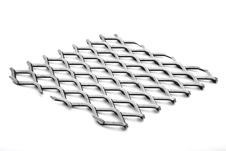 architectural mesh - stainless steel wire mesh   expanded metal raised